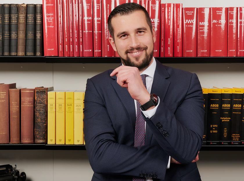 Franz Raffaseder Rechtsanwalt Freistadt